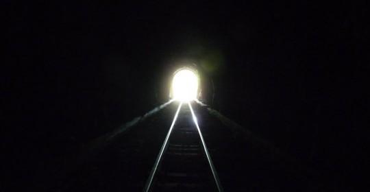 Tunel-bidean